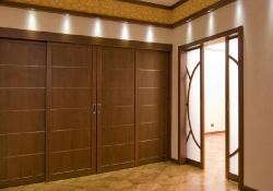 Двери из массива и шпона на заказ
