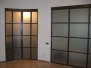 Радиусные двери и перегородки