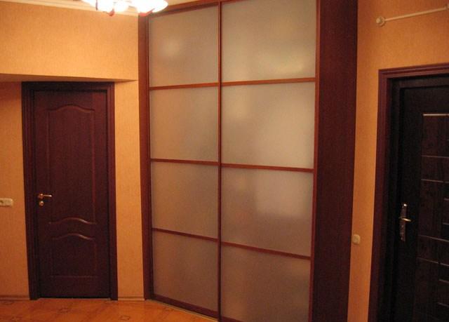 двери купе в шкаф в прихожей на заказ спб