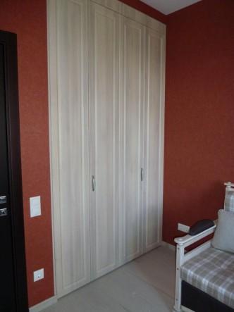дверь для встроенного шкафа складная на заказ спб