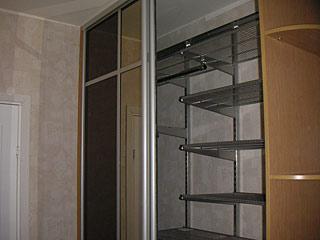 двери для гардеробных в Петербурге