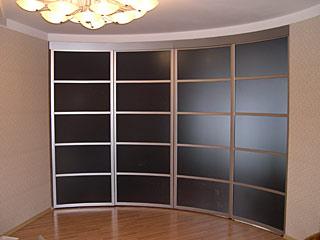 радиусные двери на заказ в Петербурге