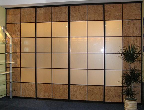 стеклянные раздвижные двери по своим размерам в спб