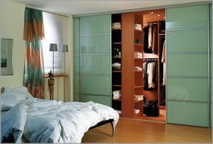 дверь для гардеробной