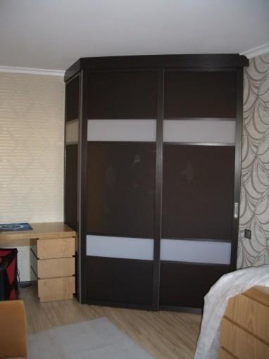 Двери купе и гардеробные системы на заказ