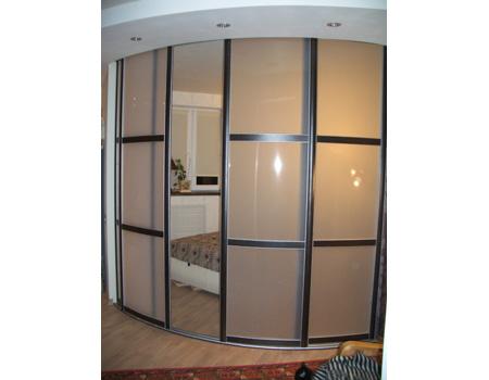 межкомнатные двери с алюминиевым профилем в спб