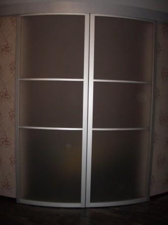 раздвижные двери на основе аллюминиевого каркаса на заказ в спб