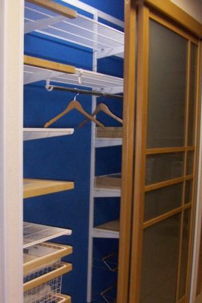 гардеробные системы для малогабаритной квартиры
