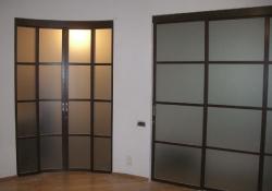 Фото радиусных дверей в интерьерах