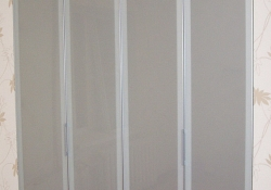 Фото складных дверей в интерьерах
