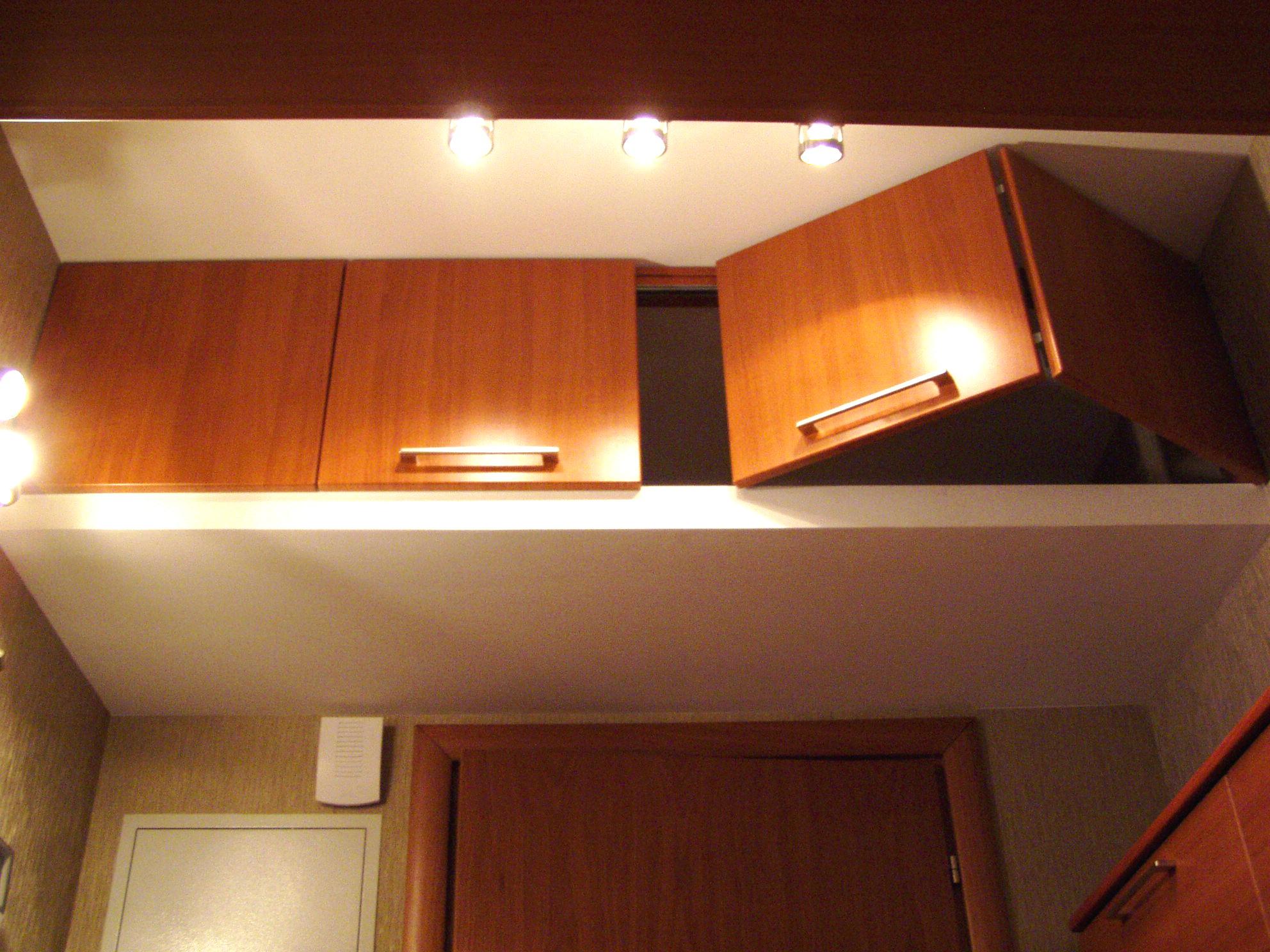 складные двери для антерсолей и встроенных шкафов