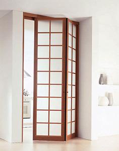 складная дверь в японском стиле