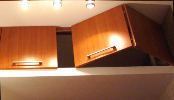 Складные двери для шкафов в прихожей и антерсолей