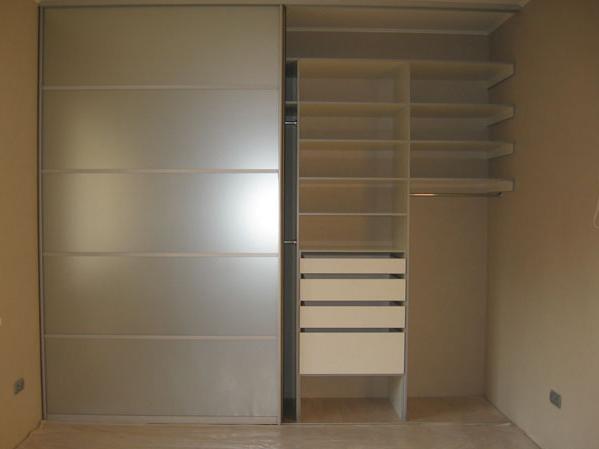 раздвижные гардеробные двери на заказ