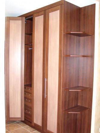 складные двери-книжки в шкафы купить в Петербурге