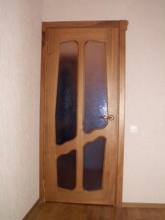дверь деревянная межкомнатная на заказ эксклюзив