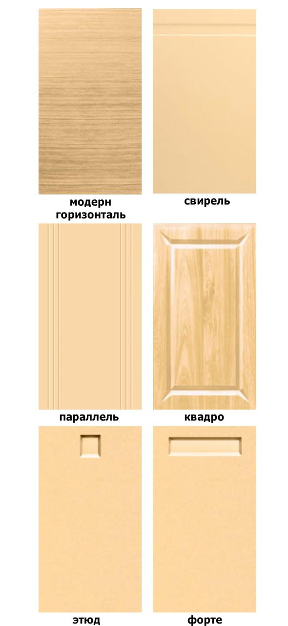 образцы фрезерования дверей под заказ Петербург