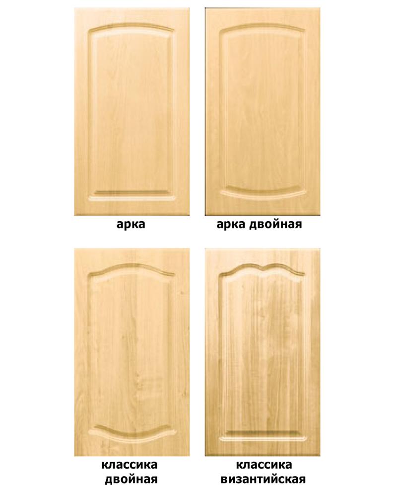виды фрезеровок мдф для складных дверей на заказ в спб