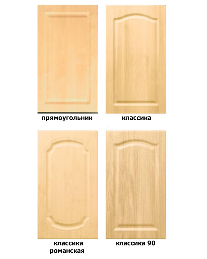 фото фрезеровки дверей в стиле классика