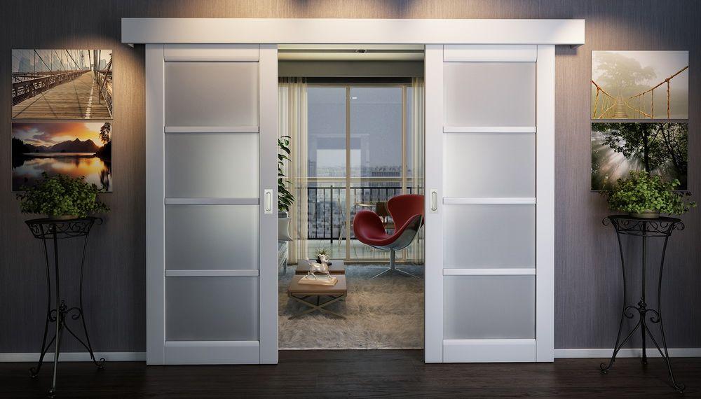 двери раздвижные между комнатами