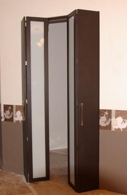 складные двери межкомнатные