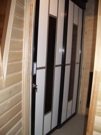 дизайн, изготовление, установка раздвижных дверей СПб